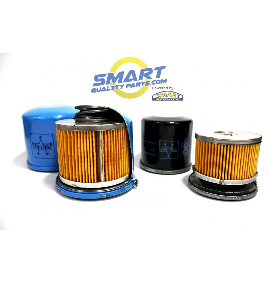 Six Star Oil Filter Kit Hd Impreza Forester Legacy