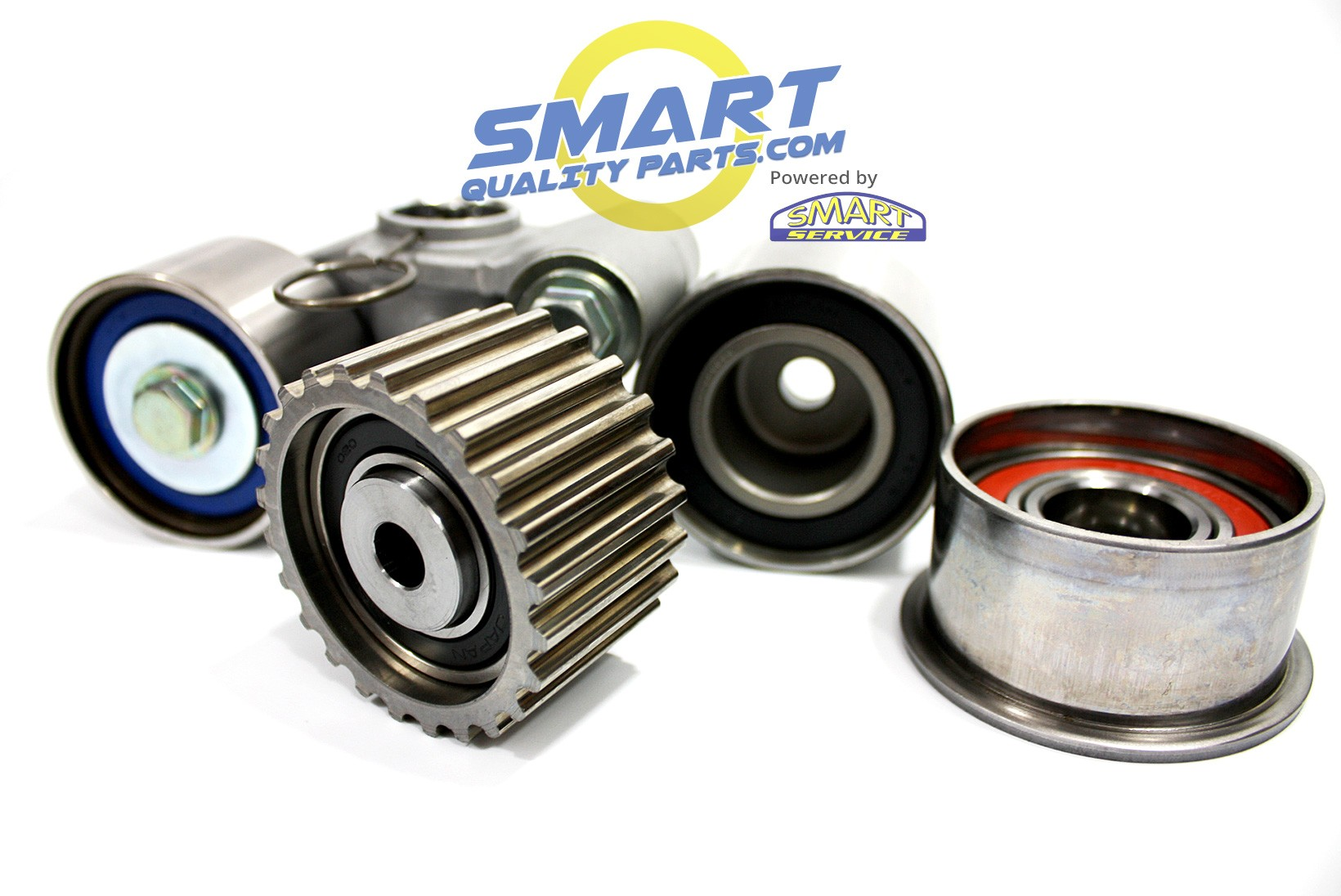 Subaru Tensioner & Idlers Kit