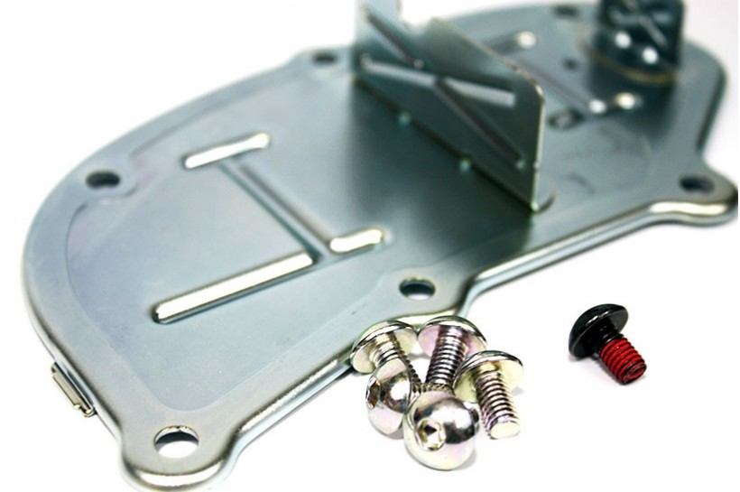 Genuine Subaru (OEM) Rear Separator Plate Kit