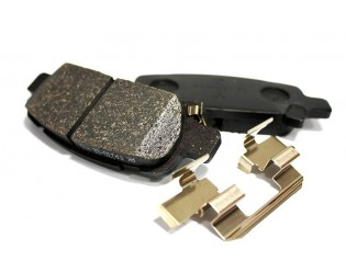 Genuine Subaru OEM Brake Pad Set - Rear