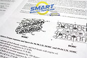 Paper Version of our exclusive Head Gasket Installation Guide